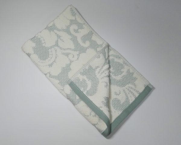 Полотенце махровое Nanette зеленое  Полотенца > 40*70 от 1 ед