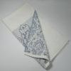 Полотенце жаккард Узор серое  Полотенца > 50*90 от 1 ед