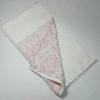 Полотенце жаккард Узор розовое  Полотенца > 50*90 от 1 ед