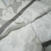 Полотенце жаккард Nanette серое 2 Постельный комплект