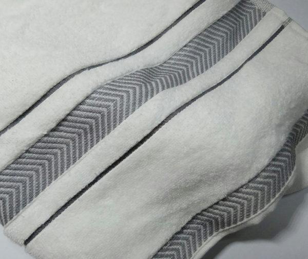 Полотенце микрокоттон Полоса 1 Постельный комплект