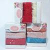 Набор полотенец Lovely кружева (3 шт)  Кухонные полотенца