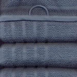 Полотенце махровое Kreativ grey  Полотенца > 50*90 от 1 ед