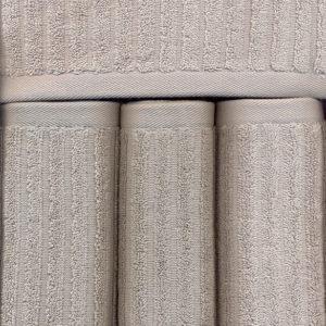 Полотенце махровое Nord grey  Полотенца > 40*70 от 1 ед