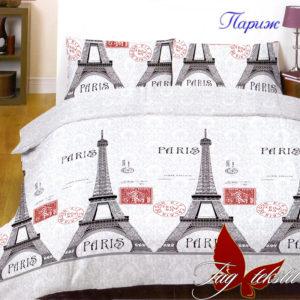 Комплект постельного белья Париж  ПОСТЕЛЬНОЕ БЕЛЬЕ ТМ TAG > Евро > Ренфорс