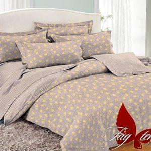 Комплект постельного белья с компаньоном PC050  ПОСТЕЛЬНОЕ БЕЛЬЕ ТМ TAG > 2-спальные > Поплин