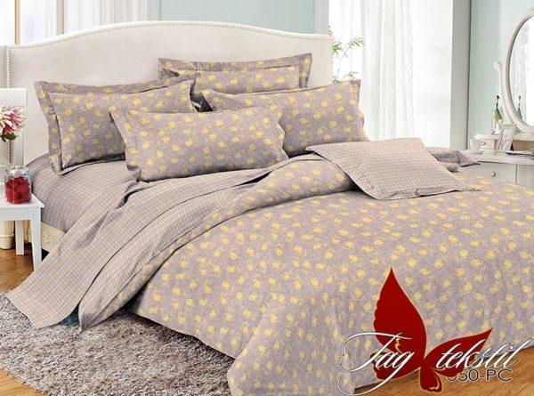 Комплект постельного белья с компаньоном PC050  ПОСТЕЛЬНОЕ БЕЛЬЕ ТМ TAG > Семейные > Поплин