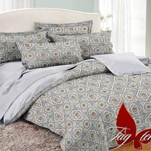 Комплект постельного белья с компаньоном PC052  ПОСТЕЛЬНОЕ БЕЛЬЕ ТМ TAG > Семейные > Поплин