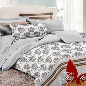 Комплект постельного белья с компаньоном PC055  ПОСТЕЛЬНОЕ БЕЛЬЕ ТМ TAG > Семейные > Поплин