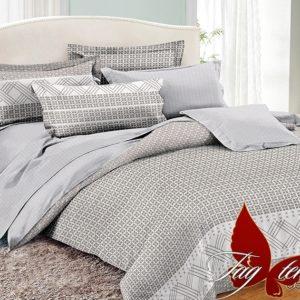 Комплект постельного белья с компаньоном PC058  ПОСТЕЛЬНОЕ БЕЛЬЕ ТМ TAG > 2-спальные > Поплин