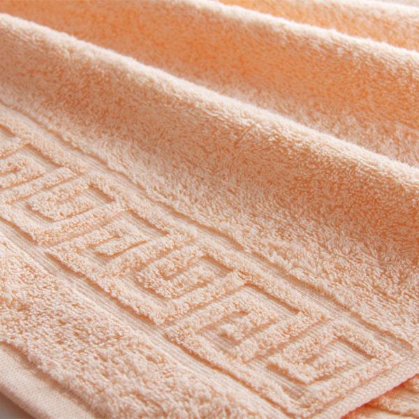 Полотенце махровое Peach  Полотенца > 50*90 от 1 ед