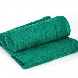 Полотенце махровое Persian green  Полотенца > 50*90 от 1 ед