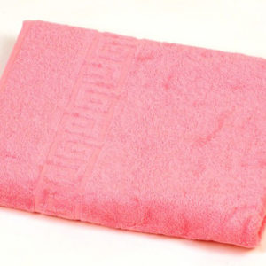Полотенце махровое Pink dark  Полотенца > 50*90 от 1 ед