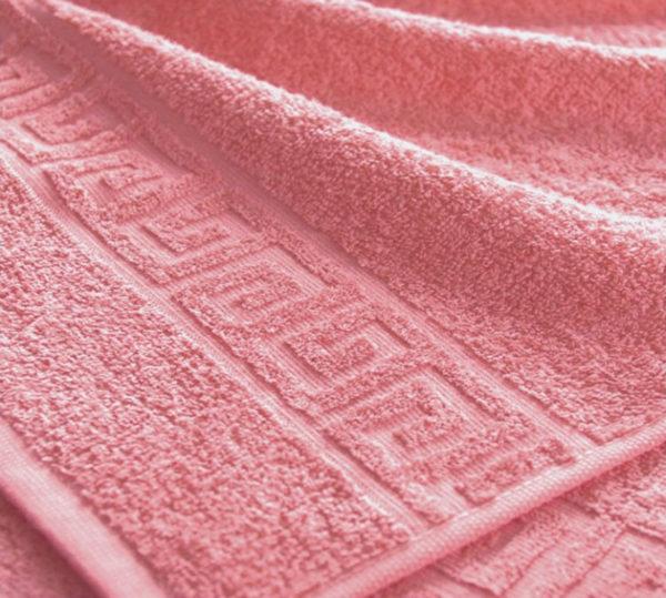 Полотенце махровое Pink  Полотенца > Сауна