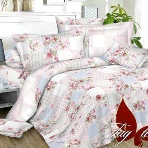 Комплект постельного белья с компаньоном PL003  ПОСТЕЛЬНОЕ БЕЛЬЕ ТМ TAG > Евро > Поплин