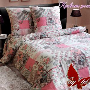 Комплект постельного белья Прованс розовый  ПОСТЕЛЬНОЕ БЕЛЬЕ ТМ TAG > 2-спальные > Ренфорс