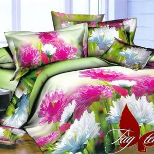 Комплект постельного белья PS-NZ2187  ПОСТЕЛЬНОЕ БЕЛЬЕ ТМ TAG > Семейные > Полисатин 3D