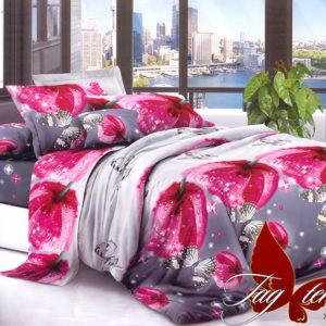 Комплект постельного белья PS-NZ2847  ПОСТЕЛЬНОЕ БЕЛЬЕ ТМ TAG > Семейные > Полисатин 3D