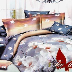 Комплект постельного белья с компаньоном R105  ПОСТЕЛЬНОЕ БЕЛЬЕ ТМ TAG > Евро > Ренфорс
