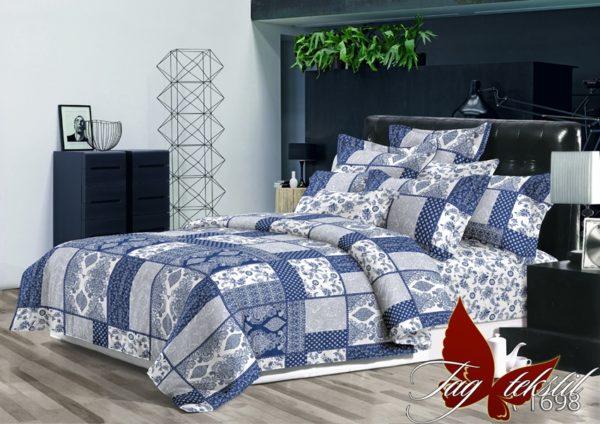 Комплект постельного белья с компаньоном R1698  ПОСТЕЛЬНОЕ БЕЛЬЕ ТМ TAG > Евро > Ренфорс