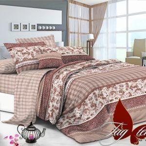 Комплект постельного белья R-1722  ПОСТЕЛЬНОЕ БЕЛЬЕ ТМ TAG > Евро > Ренфорс