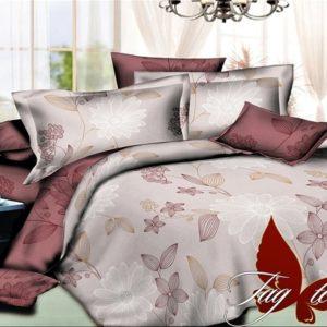 Комплект постельного белья с компаньоном R27826  ПОСТЕЛЬНОЕ БЕЛЬЕ ТМ TAG > 1.5-спальные > Ренфорс