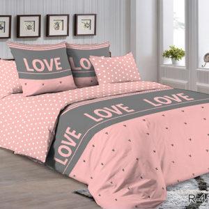 Комплект постельного белья с компаньоном R4173  ПОСТЕЛЬНОЕ БЕЛЬЕ ТМ TAG > 1.5-спальные > Ренфорс