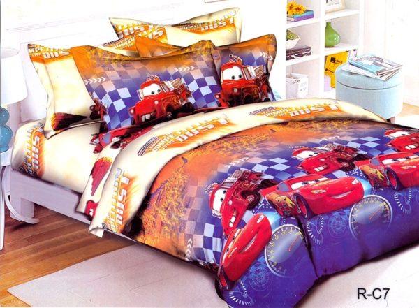 Комплект постельного белья R-C7  ПОСТЕЛЬНОЕ БЕЛЬЕ И ТОВАРЫ ДЛЯ ДЕТЕЙ > 1.5-спальные 160х220