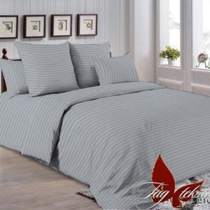 Комплект постельного белья R0905grey  ПОСТЕЛЬНОЕ БЕЛЬЕ ТМ TAG > Евро > Ренфорс