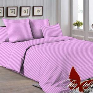 Комплект постельного белья R0905violet  ПОСТЕЛЬНОЕ БЕЛЬЕ ТМ TAG > 2-спальные > Ренфорс