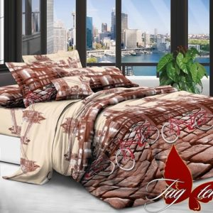 Комплект постельного белья R1001  ПОСТЕЛЬНОЕ БЕЛЬЕ ТМ TAG > 2-спальные > Ренфорс