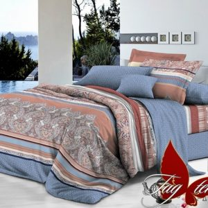 Комплект постельного белья R110157  ПОСТЕЛЬНОЕ БЕЛЬЕ ТМ TAG > 2-спальные > Ренфорс