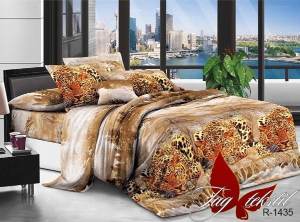 Комплект постельного белья R1435  ПОСТЕЛЬНОЕ БЕЛЬЕ ТМ TAG > Семейные > Ренфорс