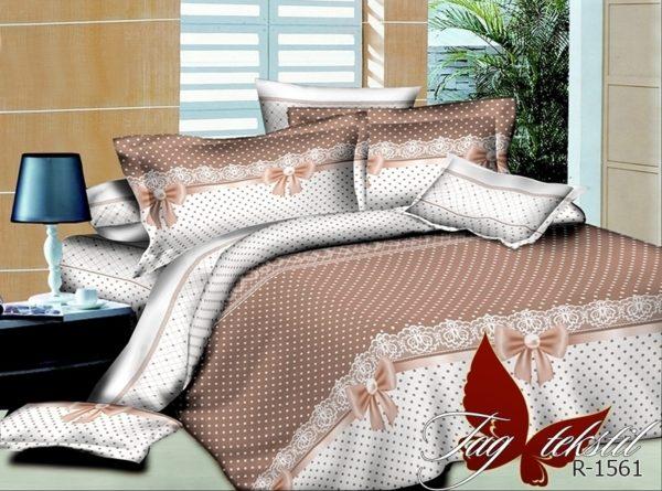 Комплект постельного белья R1561  ПОСТЕЛЬНОЕ БЕЛЬЕ ТМ TAG > 2-спальные > Ренфорс