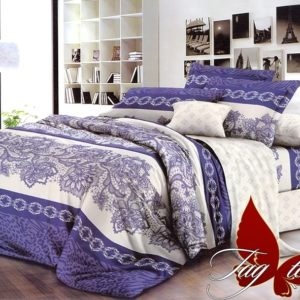 Комплект постельного белья с компаньоном R1858  ПОСТЕЛЬНОЕ БЕЛЬЕ ТМ TAG > 2-спальные > Ренфорс