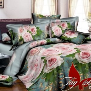 Комплект постельного белья R2030  ПОСТЕЛЬНОЕ БЕЛЬЕ ТМ TAG > 1.5-спальные > Ренфорс