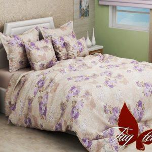 Комплект постельного белья R2070  ПОСТЕЛЬНОЕ БЕЛЬЕ ТМ TAG > 2-спальные > Ренфорс