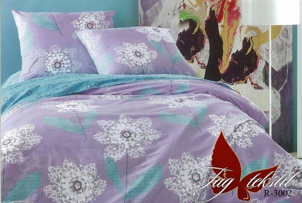 Комплект постельного белья с компаньоном R3002  ПОСТЕЛЬНОЕ БЕЛЬЕ ТМ TAG > 2-спальные > Ренфорс