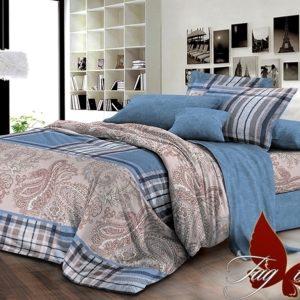 Комплект постельного белья с компаньоном R4030  ПОСТЕЛЬНОЕ БЕЛЬЕ ТМ TAG > Евро > Ренфорс
