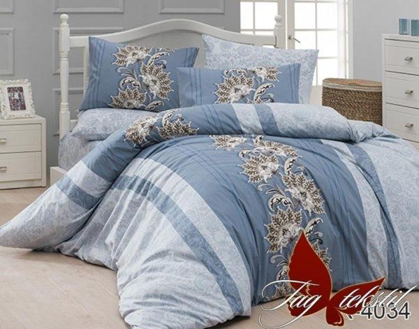 Комплект постельного белья R4034  ПОСТЕЛЬНОЕ БЕЛЬЕ ТМ TAG > 2-спальные > Ренфорс