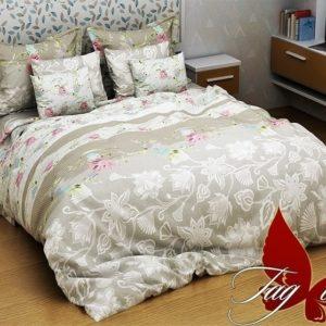 Комплект постельного белья R4046  ПОСТЕЛЬНОЕ БЕЛЬЕ ТМ TAG > 2-спальные > Ренфорс