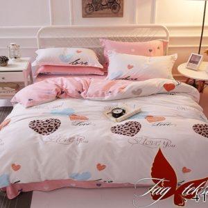 Комплект постельного белья с компаньоном R4136  ПОСТЕЛЬНОЕ БЕЛЬЕ ТМ TAG > 2-спальные > Ренфорс