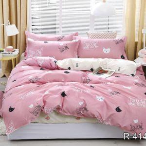 Комплект постельного белья с компаньоном R4143  ПОСТЕЛЬНОЕ БЕЛЬЕ ТМ TAG > 2-спальные > Ренфорс