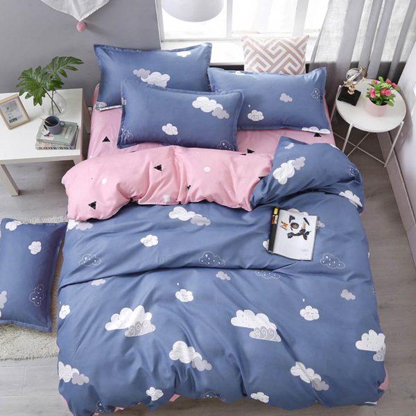 Комплект постельного белья с компаньоном R4145 1 Постельный комплект