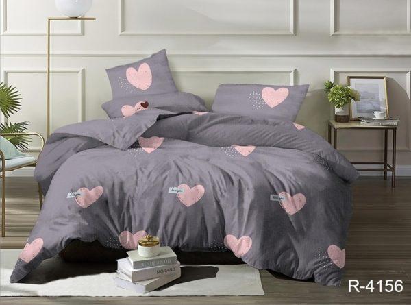 Комплект постельного белья R4156  ПОСТЕЛЬНОЕ БЕЛЬЕ ТМ TAG > 2-спальные > Ренфорс