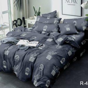 Комплект постельного белья R4161  ПОСТЕЛЬНОЕ БЕЛЬЕ ТМ TAG > Семейные > Ренфорс