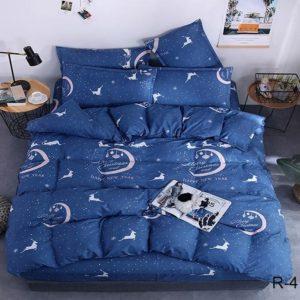 Комплект постельного белья R4165  ПОСТЕЛЬНОЕ БЕЛЬЕ ТМ TAG > Семейные > Ренфорс