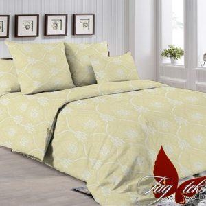 Комплект постельного белья R7005 beige  ПОСТЕЛЬНОЕ БЕЛЬЕ ТМ TAG > 2-спальные > Ренфорс