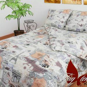 Комплект постельного белья R7051  ПОСТЕЛЬНОЕ БЕЛЬЕ ТМ TAG > 2-спальные > Ренфорс
