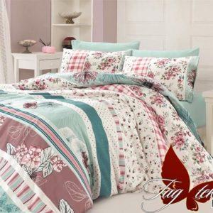 Комплект постельного белья R7080  ПОСТЕЛЬНОЕ БЕЛЬЕ ТМ TAG > 2-спальные > Ренфорс